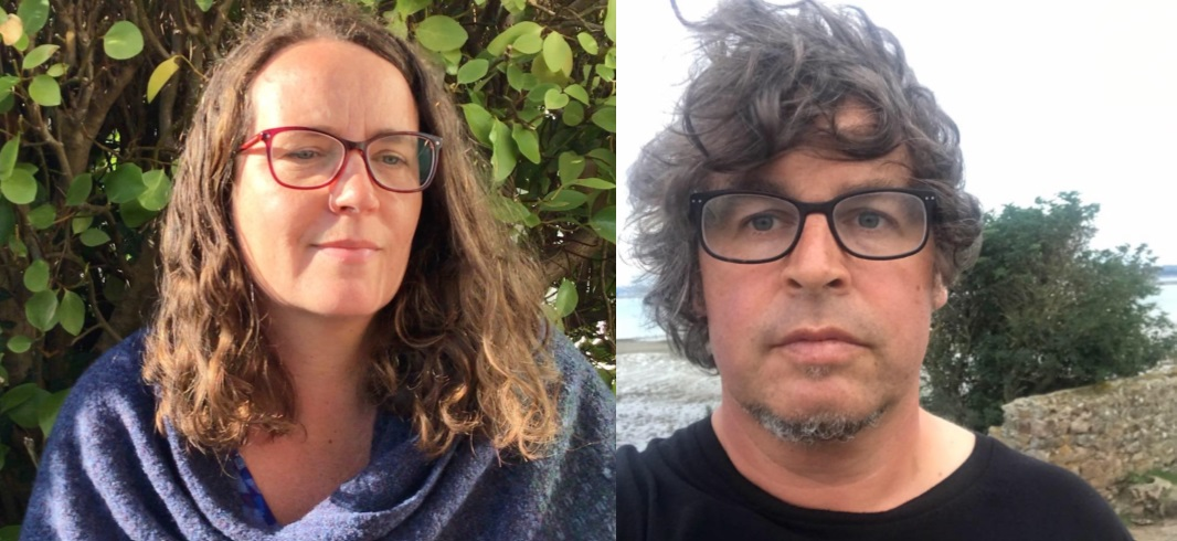 Online Artist Talk   In Conversation: Michael Fortune and Clíona O'Carroll