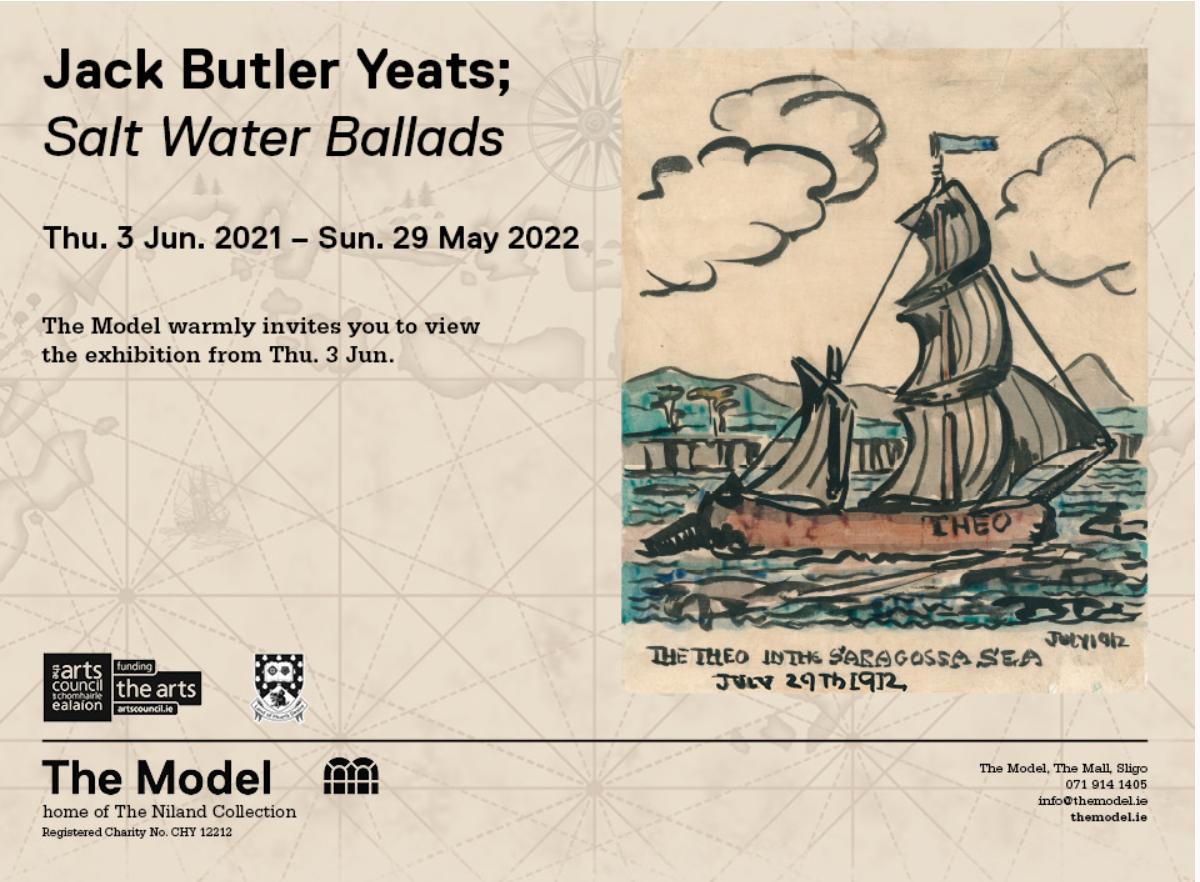 Salt Water Ballads   Jack Butler Yeats at The Model