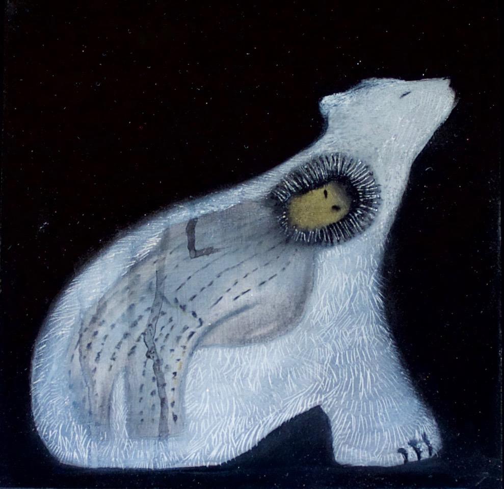 'Inside the Circle - Exploring Cold Spaces' | Heidi Wickham at Hamilton Gallery