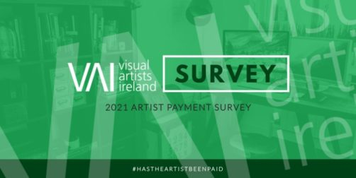 Has the artist been paid? VAI Artist Payment Survey 2021 - Open Now!