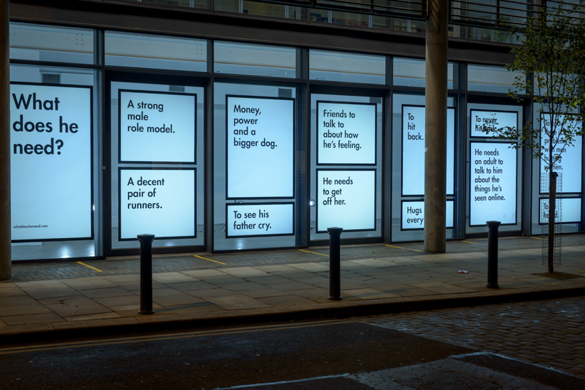 What Does He Need? | Fiona Whelan, Brokentalkers and Rialto Youth Project with The LAB Gallery