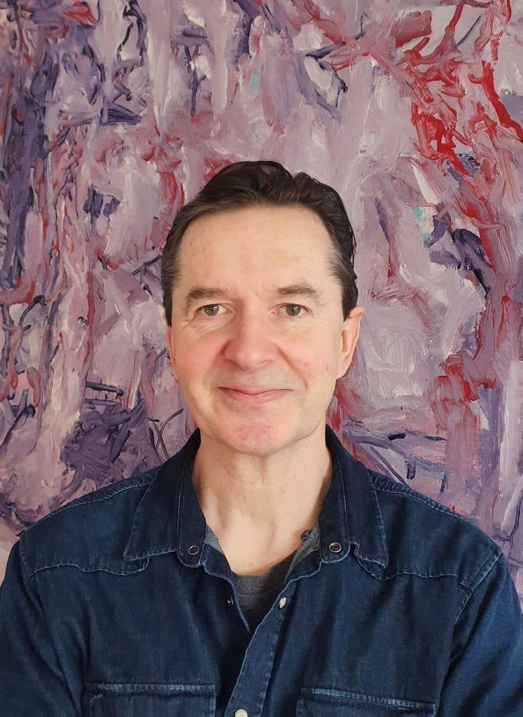 Online Artist Talk | The Artist's Well - Episode 47 - Maurice Quillinan