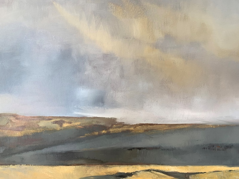 Fragments of Memory   Millie Moore at Sunburst Gallery, Ards Art Centre