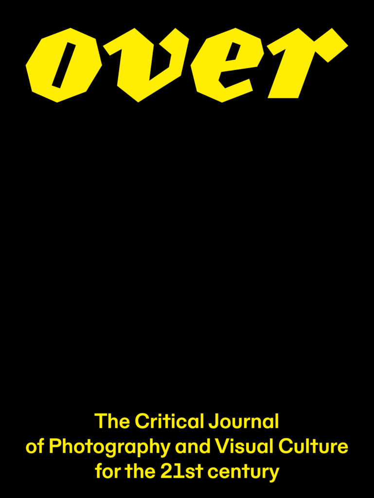 Online Launch | OVER Journal issue 2