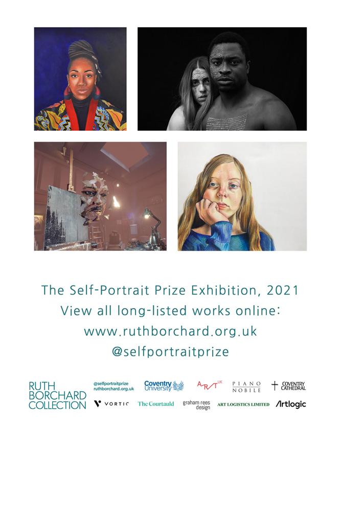 Online Exhibition | Ruth Borchard Self-Portrait Exhibition 2021