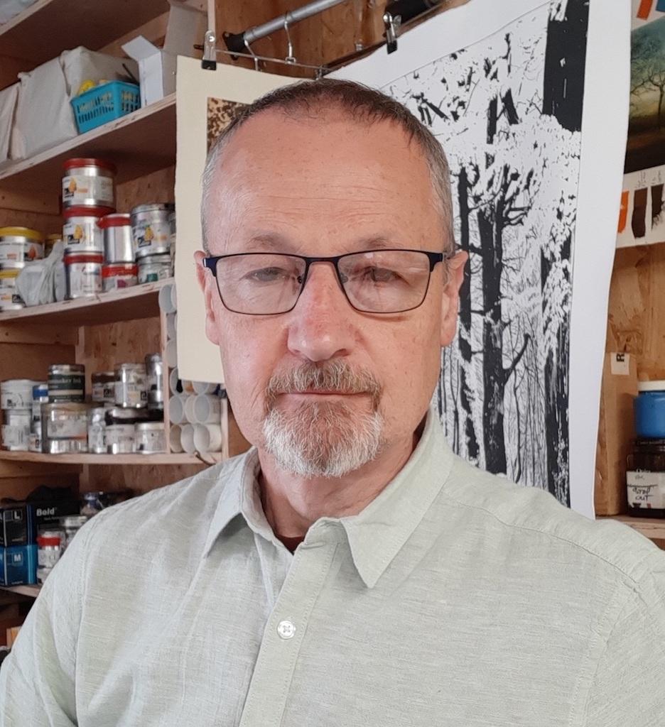 Online Artist Talk | The Artist's Well - Episode 48 - Robert Russell