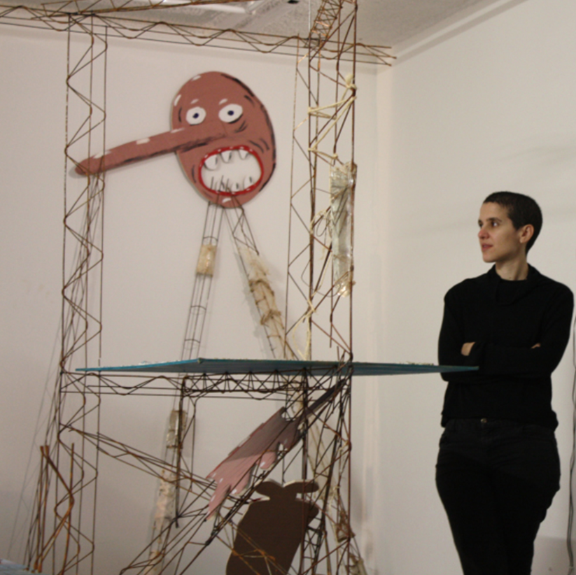 Artist Talk (Zoom) | Moran Been-noon at Garter Lane Arts Centre