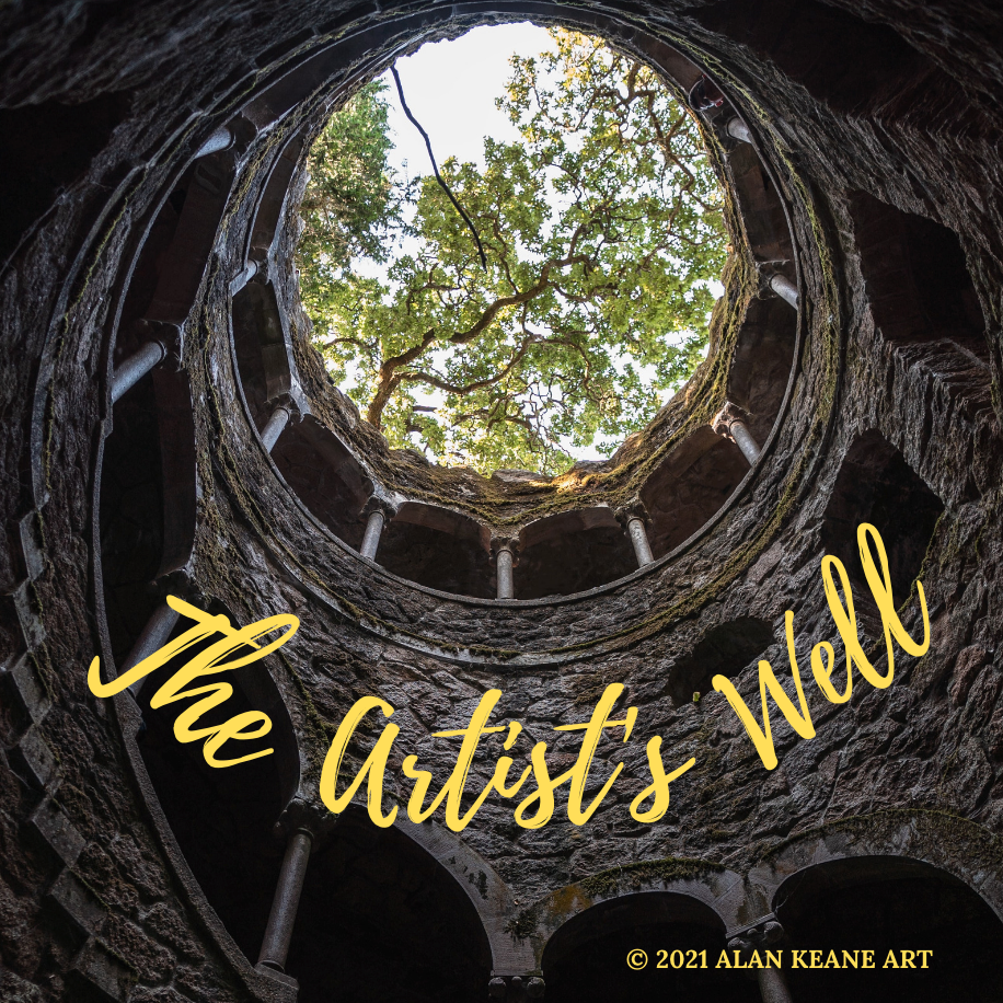 The Artist's Well - Episode 50 - Jeanette Lowe
