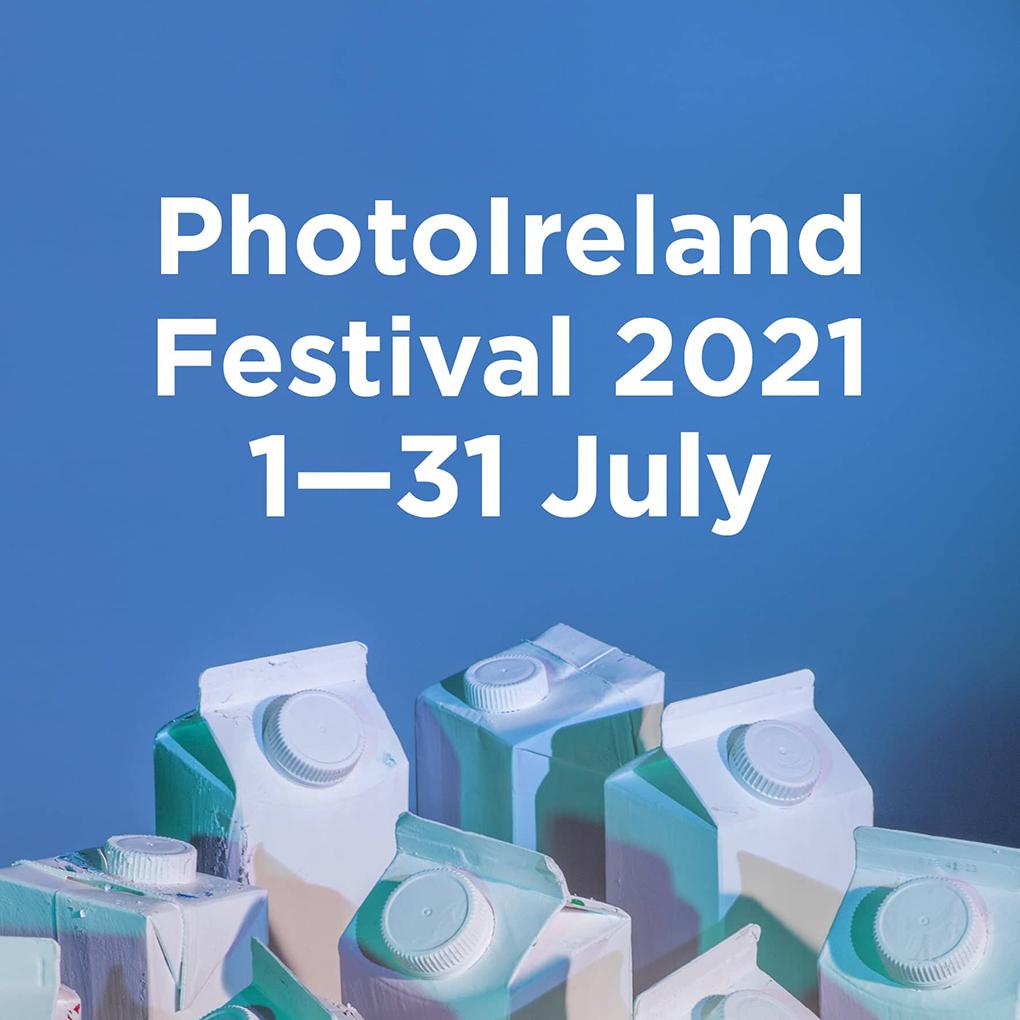 Online Event   PhotoIreland Festival 2021 Launch