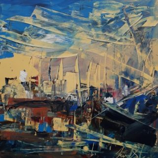 Summer Group Exhibition at The House Restaurant Howth