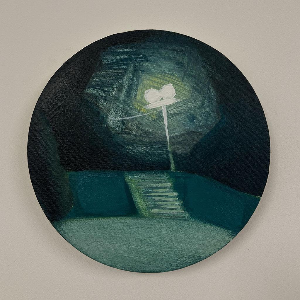 Living Room | Liam Bradley at Wild Tulips Gallery