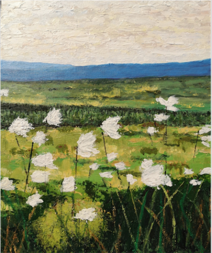 Art Trail Exhibition by Margie Dunne, Boyle Arts Festival, Roscommon