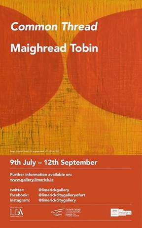 Common Thread | Maighread Tobin at Limerick City Gallery of Art