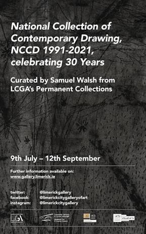 National Collection of Contemporary Drawing (NCCD) at Limerick City Gallery of Art