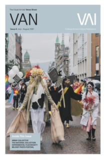 Array Collective, Pride, 2019; photograph by Laura O'Connor, courtesy Array and Tate Press Office.