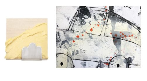 Less Jam, More Havoc | Kelly Ratchford and Jaki Coffey at Olivier Cornet Gallery, Dublin
