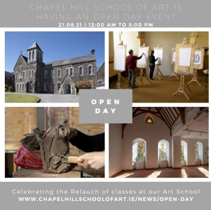 Event | Open Day at Chapel Hill School of Art