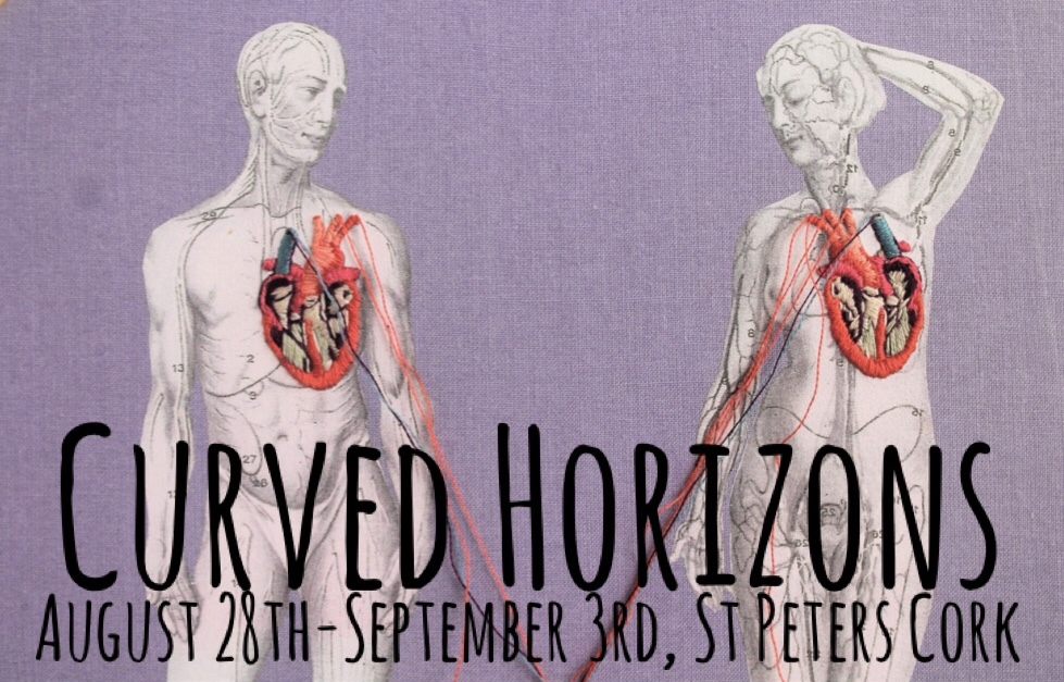 Curved Horizons | Group Exhibition at St. Peter's Church, Cork