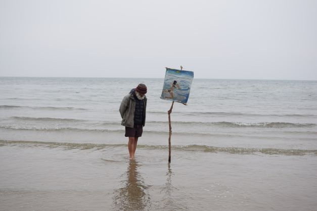(Catch 21),-The First Fathom | Group Exhibition at Kilmore Quay, Wexford