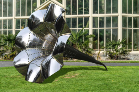 Sculpture in Context | Group Show at the National Botanic Gardens