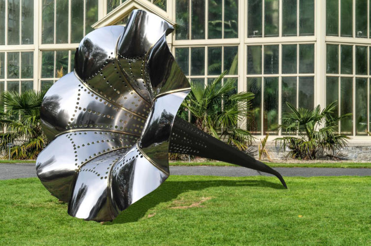 Sculpture in Context   Group Show at the National Botanic Gardens