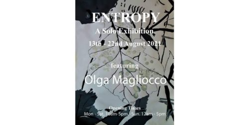 ENTROPY | Olga Magliocco at Oughterard Courthouse, Co. Galway