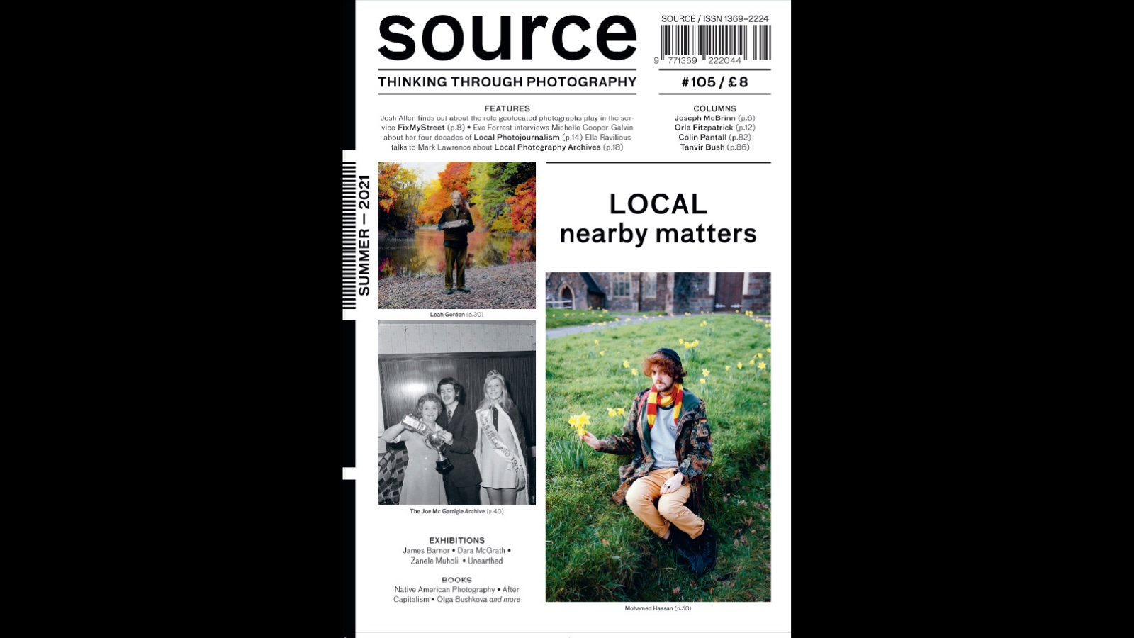 Source Photographic Review: Issue 105 'LOCAL' Online Launch