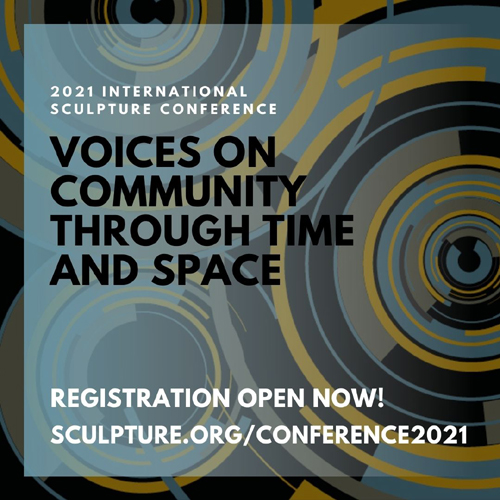 Online | 2021 International Sculpture Conference: Voices on Community through Time and Space