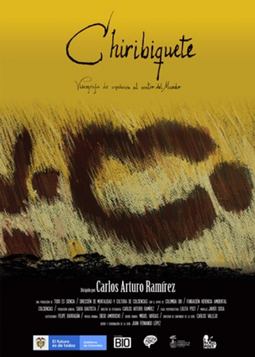 Online Film Screening | Chiribiquete: an expedition to the centre of the Earth from Instituto Cervantes Dublin