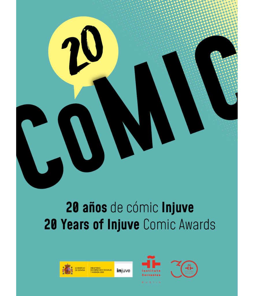 20 Years of Injuve Comic Awards at The Cornstore, Galway