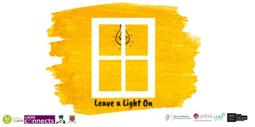 Open Call | Leave a Light On from Dunamaise Arts Centre