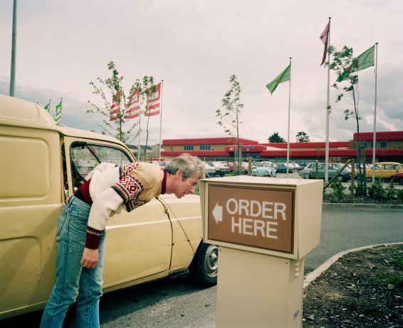 Parr's Ireland: 40 Years of Photography in Ireland by Martin Parr   Roscommon Arts Centre