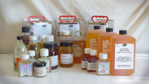 For Sale | Oils and Resins for Sale - Studio Clearance