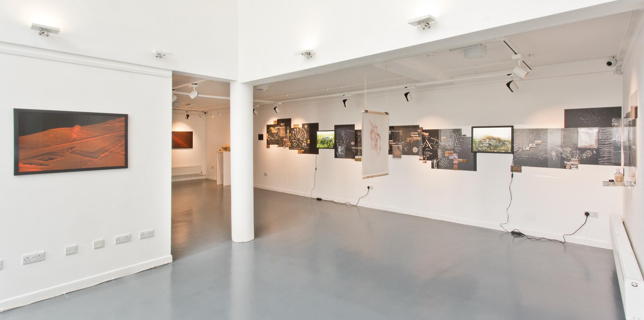 SHUL   Christine Mackey and Martina O'Brien at South Tipperary Arts Centre