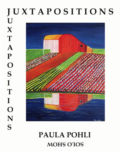 Juxtapositions   Paula Pohli at The Kenny Gallery, Galway