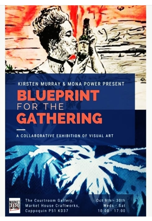 Blueprint for the Gathering | Kirsten Murray and Mona Power at Market House Craftworks