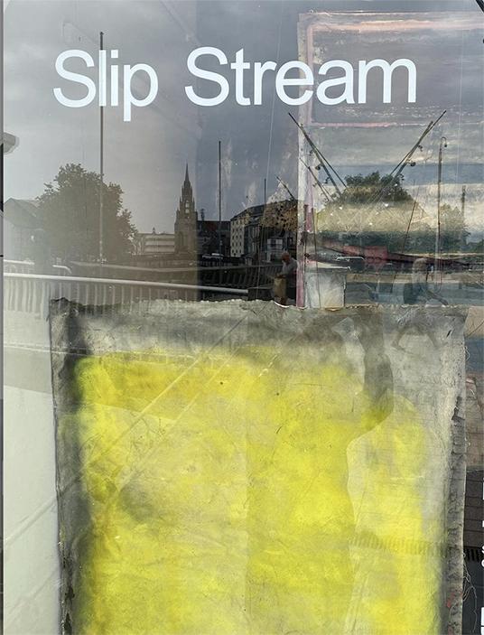 Slip Stream   Rebecca Bradley at microGALLERY