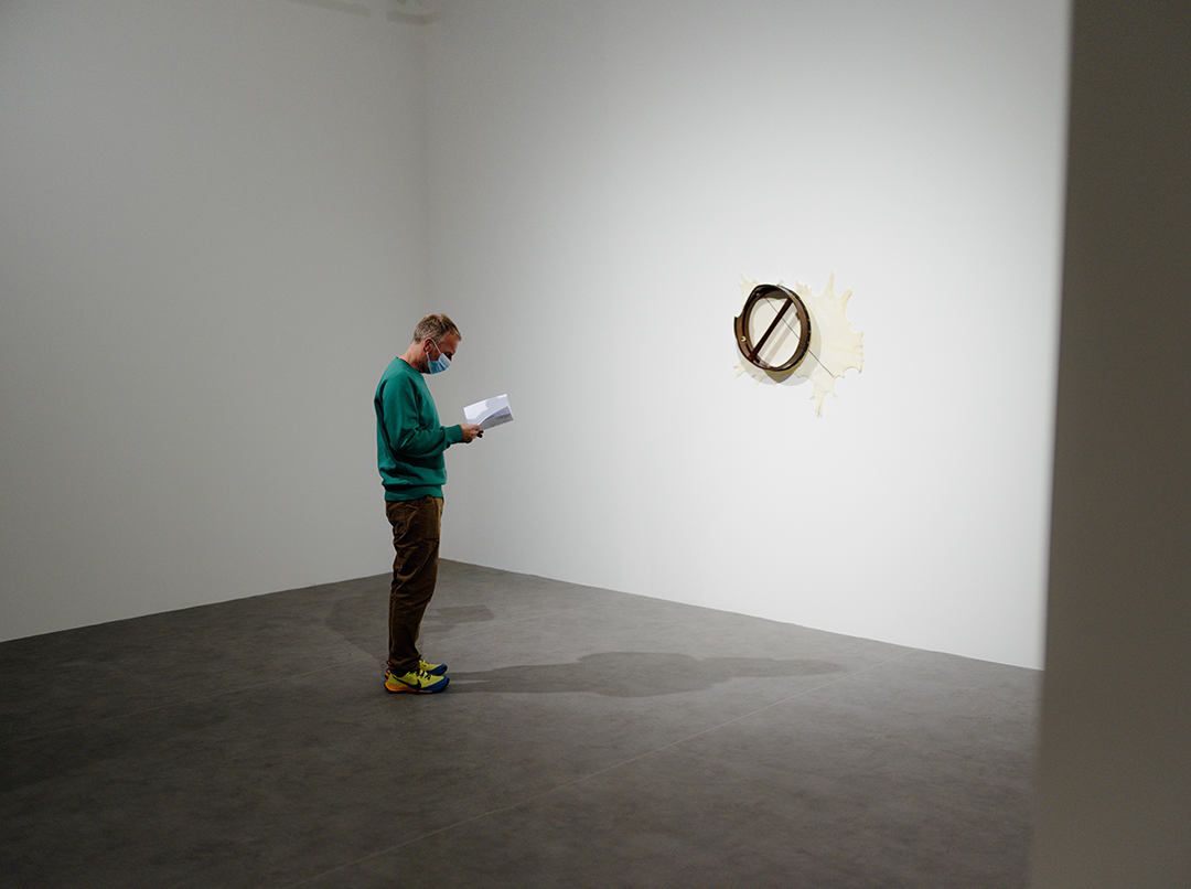 Director's Tour of 'Beating a Retreat' | Cevdet Erek at Void Gallery