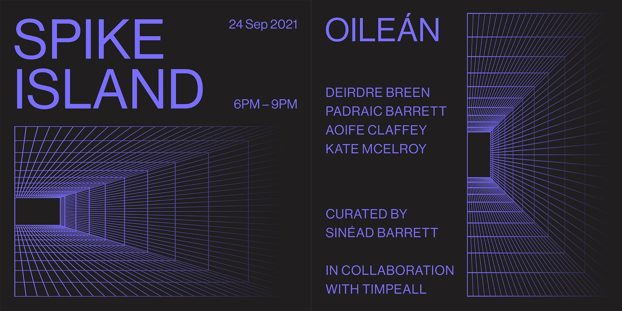 Oileán | Group Show on Spike Island, Cobh, Co. Cork