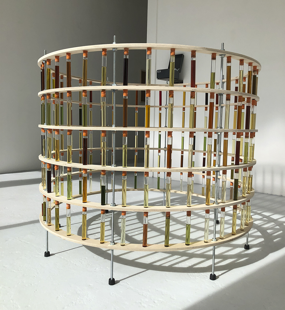 THE LONG FIELD | Christine Mackey at Leitrim Sculpture Centre