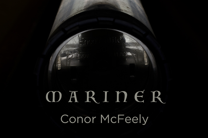 Mariner | Conor McFeely at St Augustines Old Schoolhouse, Derry