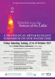 Workshop   Stories from the Bottom of the Lake, a translocal arts and ecology symposium