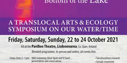 Workshop | Stories from the Bottom of the Lake, a translocal arts and ecology symposium