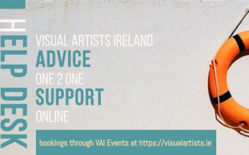 Visual Artists Help Desk with Shelly McDonnell (Online) (17 December)