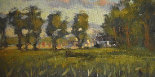 Workshop | Elements of Landscape Painting - Dave West, Artform