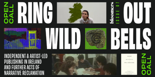 Open Call | Bloomers Magazine Issue 07: RING OUT, WILD BELLS