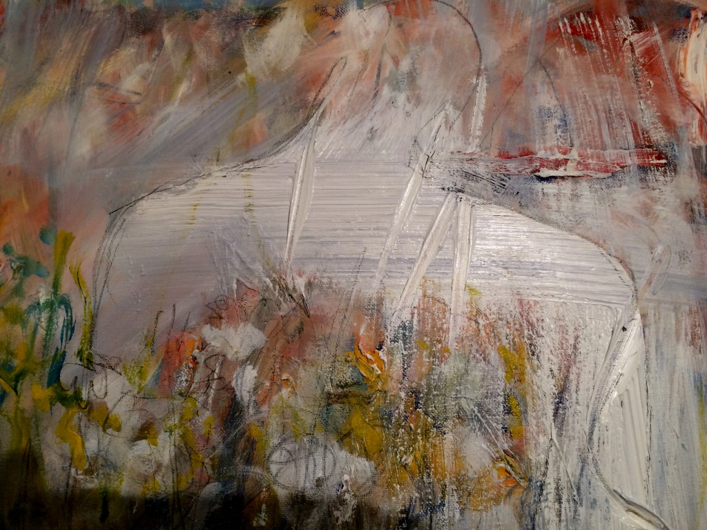 Unframed and Unfinished   Brendan McAfee at Larne Museum and Arts Centre