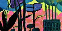 Tropical Dreamscape   Lauren Breatnagh at D'Lush Cafe, Wexford Arts Centre