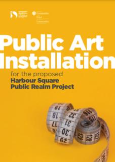 Public Art Commisssion   Harbour Square, Derry City