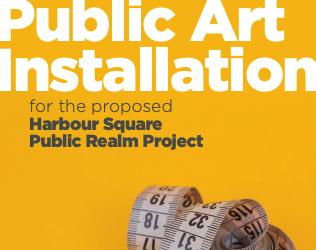 Public Art Commisssion | Harbour Square, Derry City